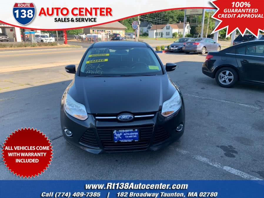 Used 2012 Ford Focus in Taunton, Massachusetts | Rt 138 Auto Center Inc . Taunton, Massachusetts