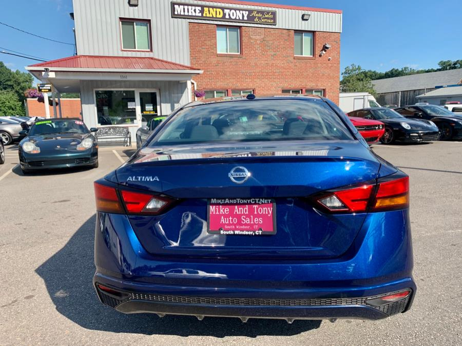 Used Nissan Altima 2.5 S Sedan 2019 | Mike And Tony Auto Sales, Inc. South Windsor, Connecticut
