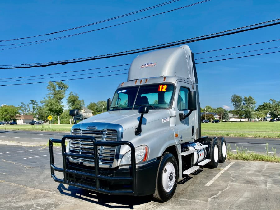 Used 2012 Freightliner Cascadia in Burlington, New Jersey   Aladdin Truck Sales. Burlington, New Jersey
