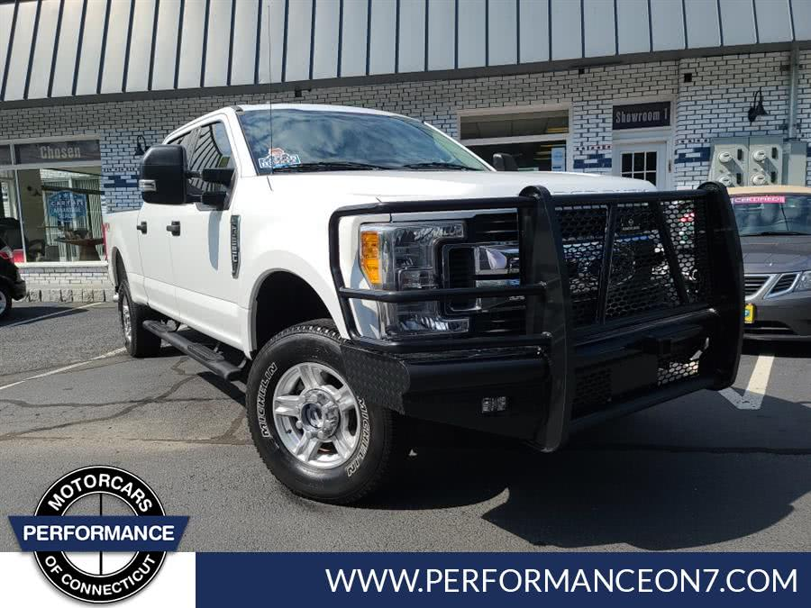 Used Ford Super Duty F-250 SRW XLT 4WD Crew Cab 6.75'' Box 2017 | Performance Motor Cars. Wilton, Connecticut