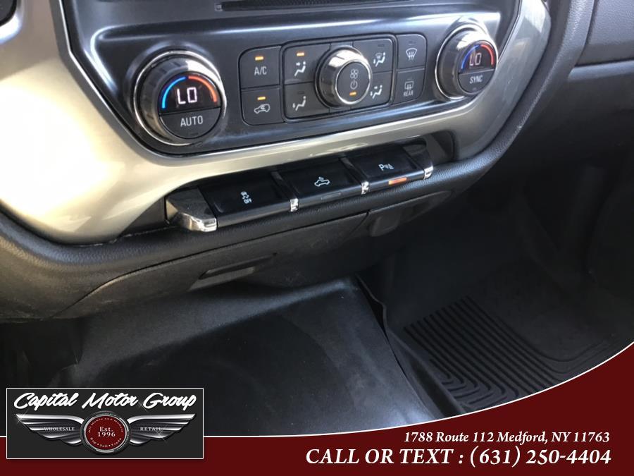 "Used Chevrolet Silverado 1500 4WD Crew Cab 143.5"" LT w/1LT 2017 | Capital Motor Group Inc. Medford, New York"