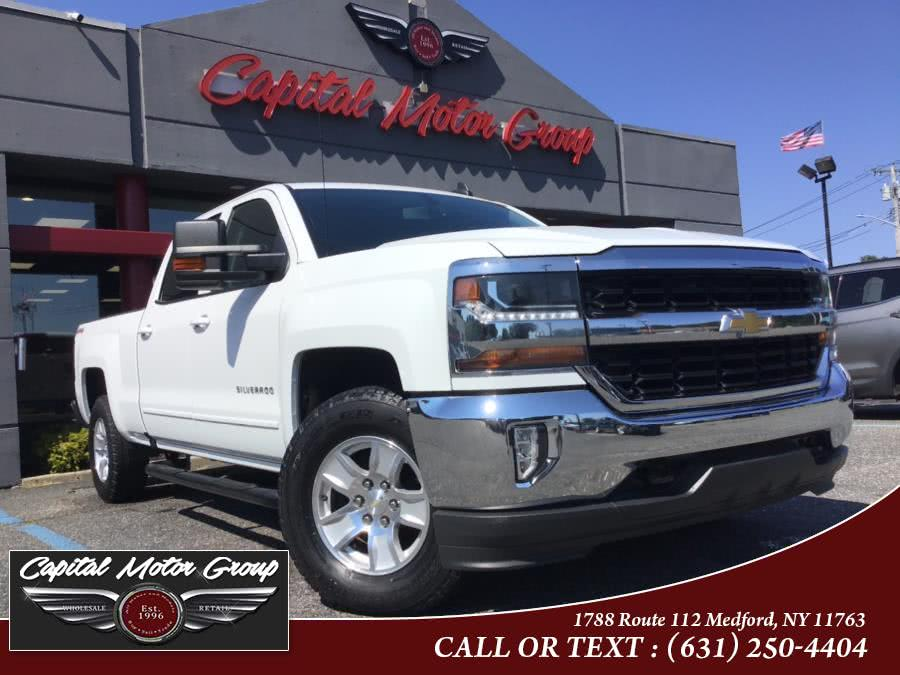 """2017 Chevrolet Silverado 1500 4WD Crew Cab 143.5"""" LT w/1LT, available for sale in Medford, NY"""