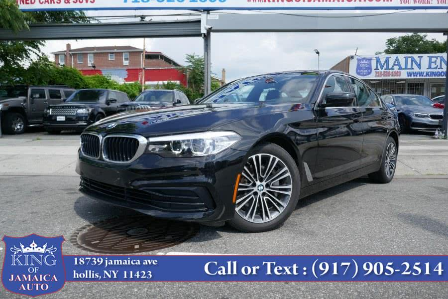 Used BMW 5 Series 530i Sedan 2019 | King of Jamaica Auto Inc. Hollis, New York