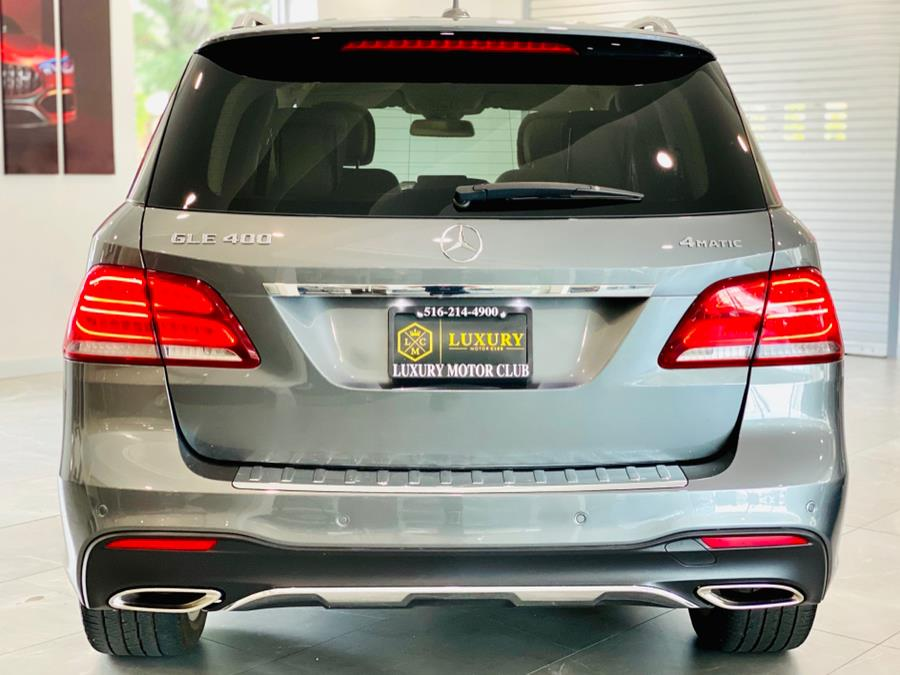 Used Mercedes-Benz GLE GLE 400 4MATIC SUV 2017 | C Rich Cars. Franklin Square, New York