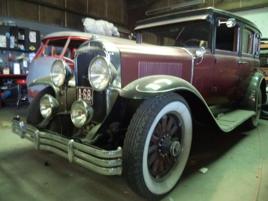 Used BUICK MODEL27 . 1929   Riverside Motorcars, LLC. Naugatuck, Connecticut