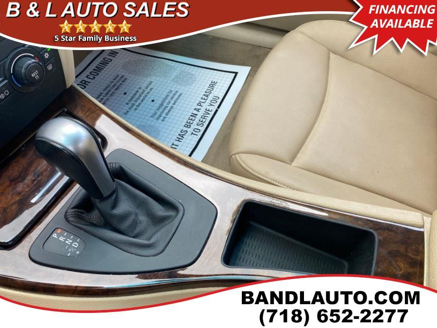 Used BMW 3 Series 325i 4dr Sedan 2006   B & L Auto Sales LLC. Bronx, New York