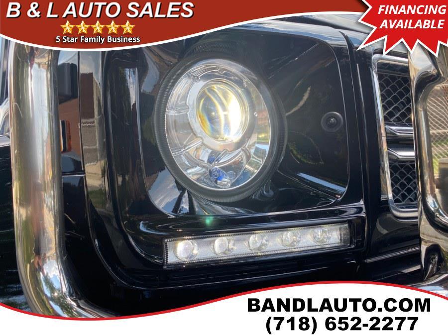 Used Mercedes-Benz G-Class 4MATIC 4dr AMG G 63 2016 | B & L Auto Sales LLC. Bronx, New York