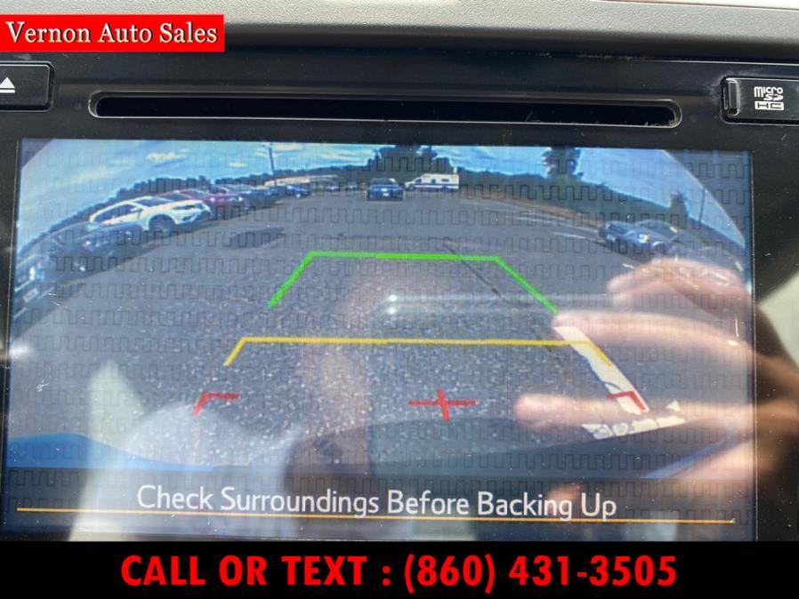 Used Subaru Crosstrek 5dr CVT 2.0i Limited 2016   Vernon Auto Sale & Service. Manchester, Connecticut