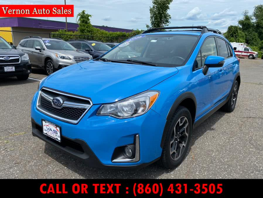 2016 Subaru Crosstrek 5dr CVT 2.0i Limited, available for sale in Manchester, CT