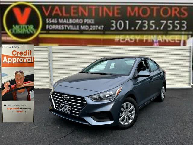 Used 2019 Hyundai Accent in Forestville, Maryland | Valentine Motor Company. Forestville, Maryland