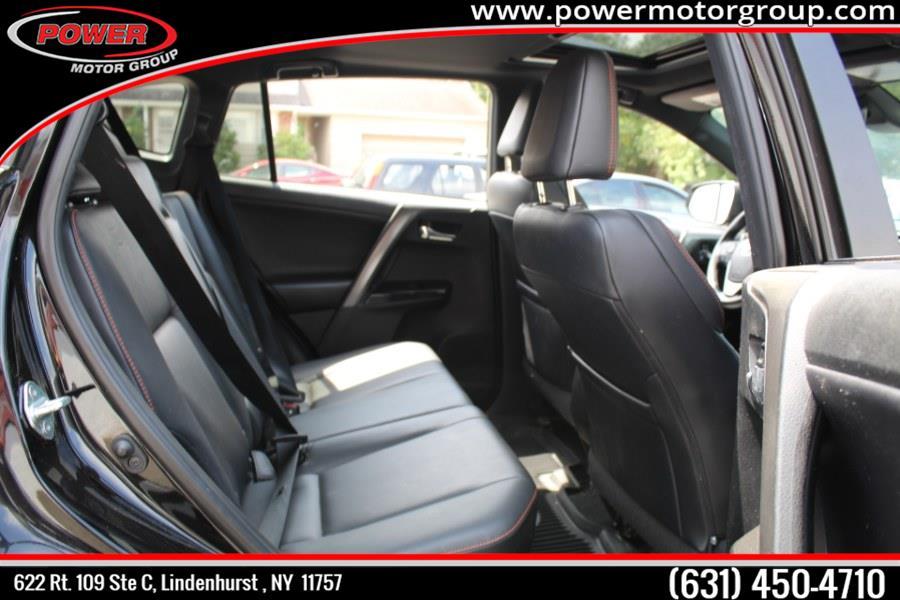 Used Toyota RAV4 SE AWD (Natl) 2018 | Power Motor Group. Lindenhurst , New York