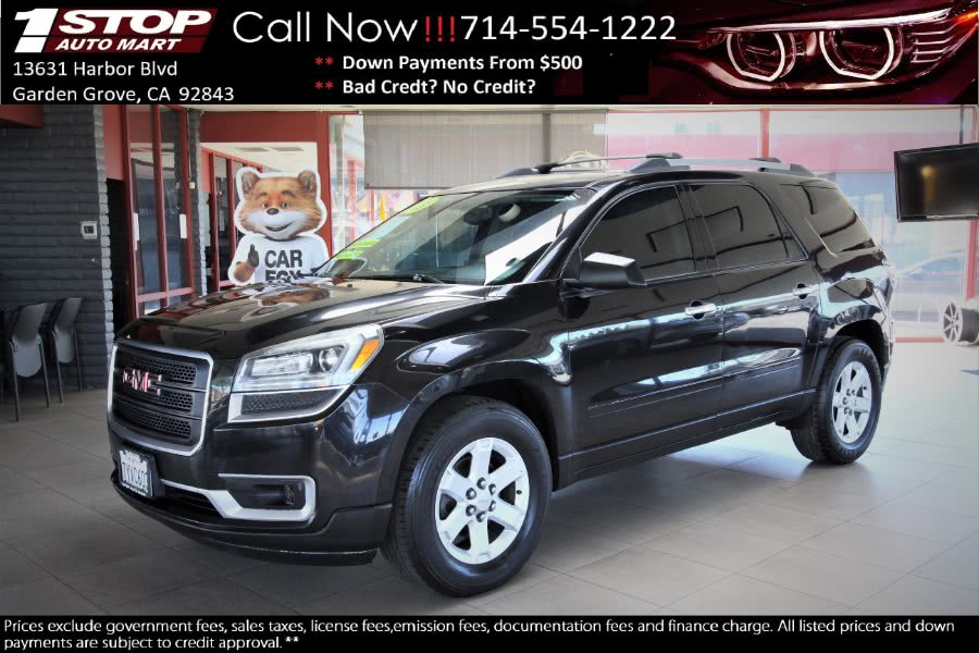 Used 2013 GMC Acadia in Garden Grove, California | 1 Stop Auto Mart Inc.. Garden Grove, California