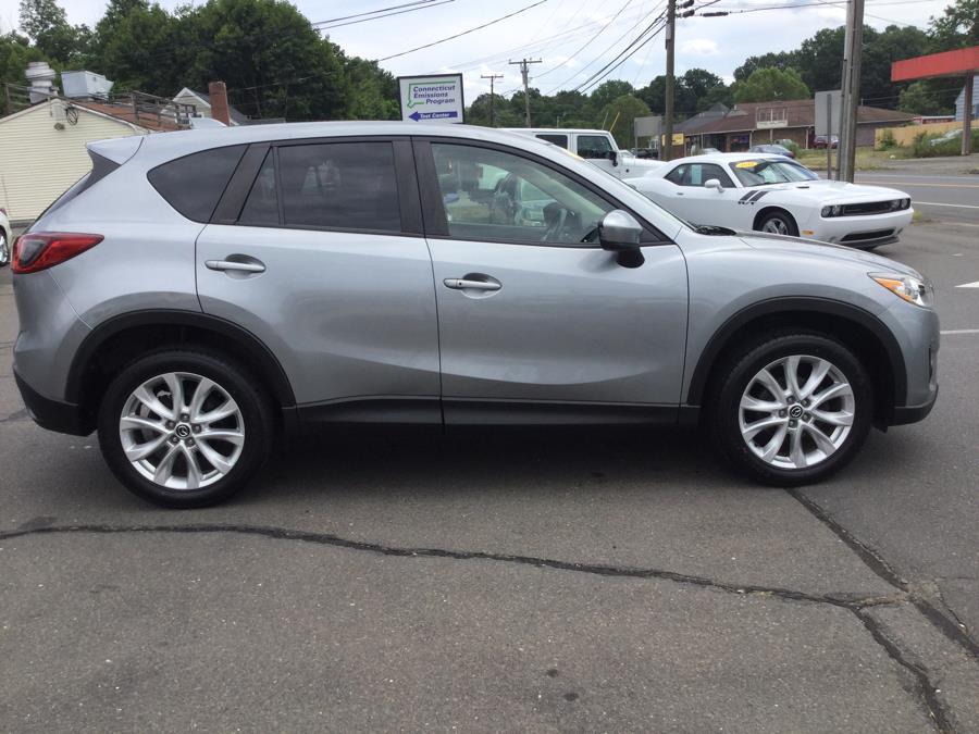 Used Mazda CX-5 AWD 4dr Auto Grand Touring 2014   L&S Automotive LLC. Plantsville, Connecticut