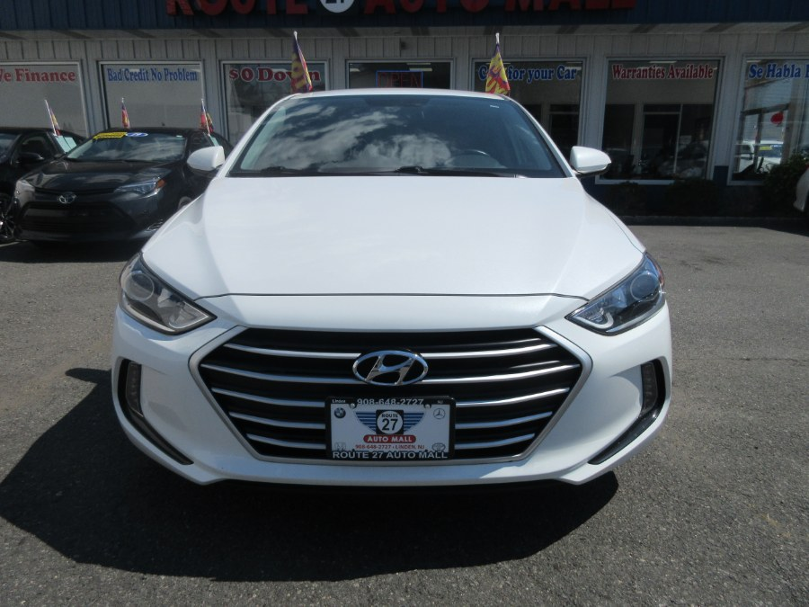 Used Hyundai Elantra SE 2.0L Auto (Alabama) *Ltd Avail* 2017 | Route 27 Auto Mall. Linden, New Jersey