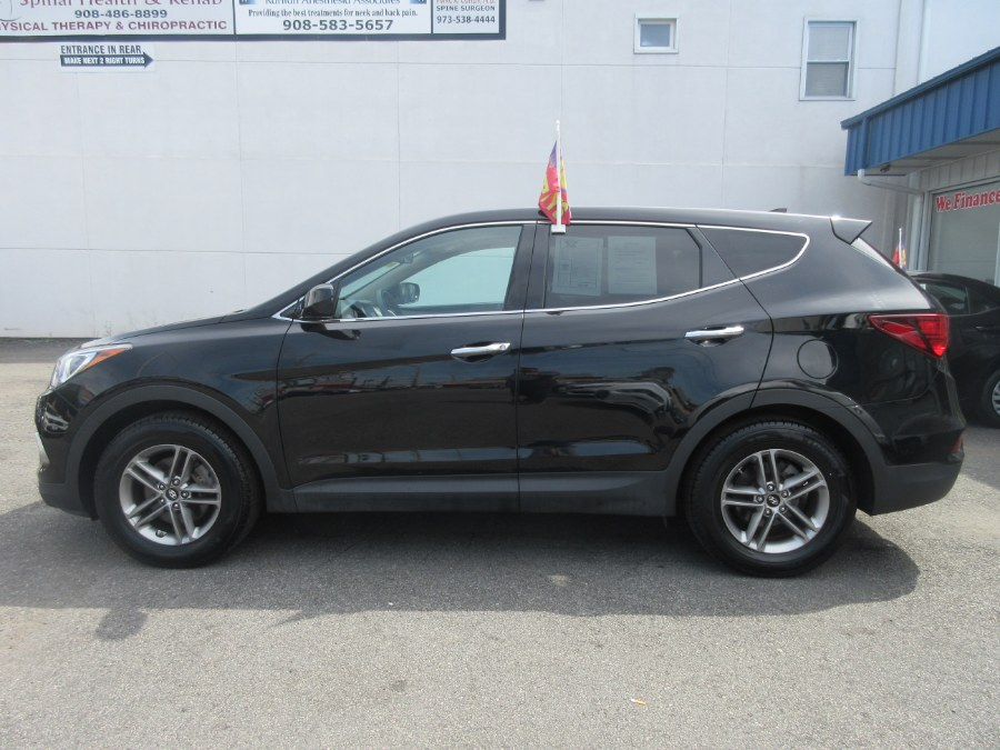 Used Hyundai Santa Fe Sport 2.4L Automatic AWD 2017 | Route 27 Auto Mall. Linden, New Jersey