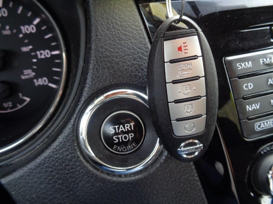 Used Nissan Rogue SV Premium 2017 | Top Speed Motors LLC. Jamaica, New York