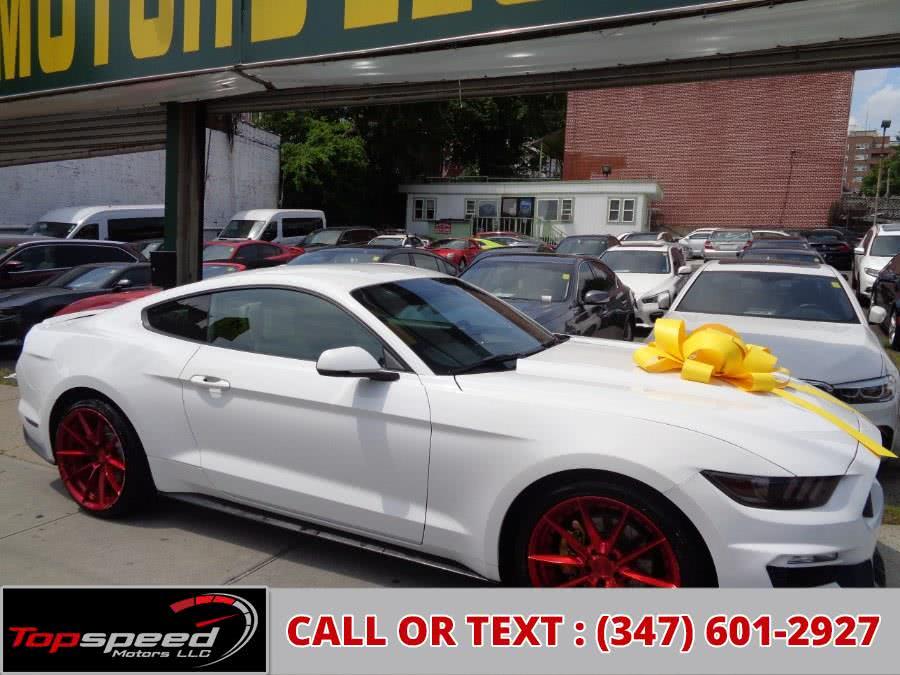 Used Ford Mustang Ecoboost Premium 2015 | Top Speed Motors LLC. Jamaica, New York