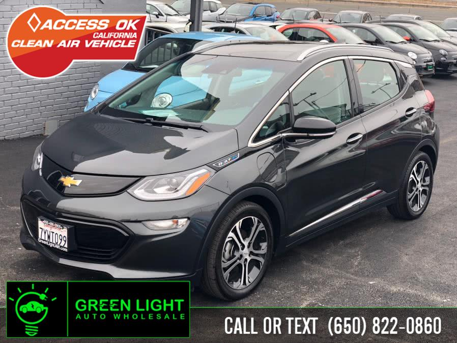 Used Chevrolet Bolt EV Premier 2017 | Green Light Auto Wholesale. Daly City, California