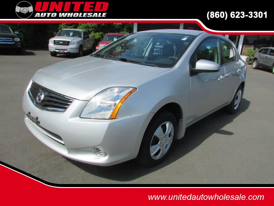 Used 2012 Nissan Sentra in East Windsor, Connecticut | United Auto Sales of E Windsor, Inc. East Windsor, Connecticut