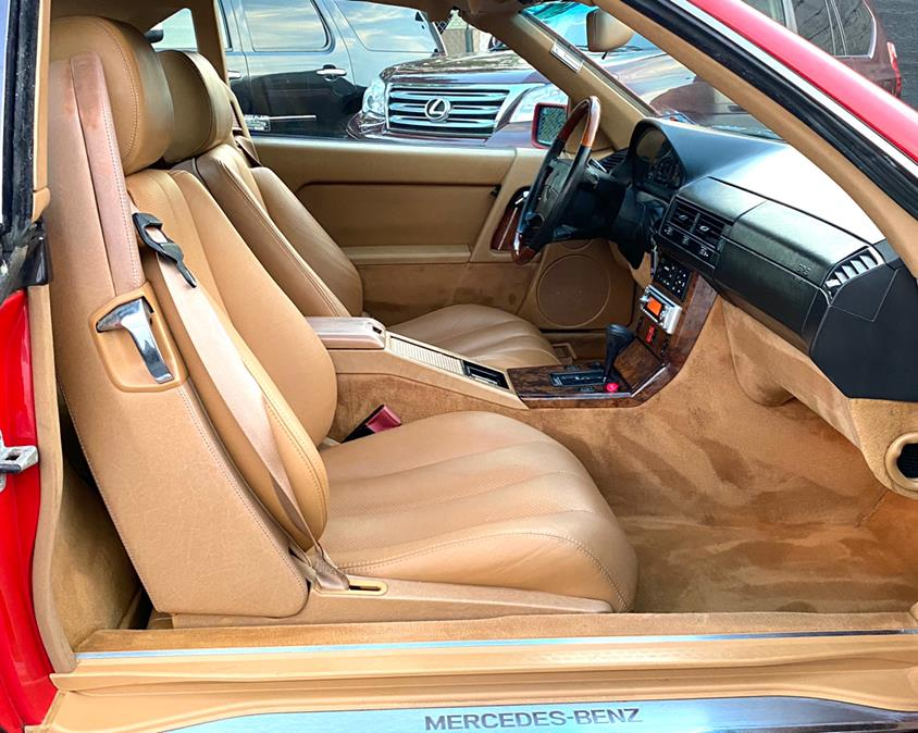 Used Mercedes-Benz 300 Series 2dr Coupe 300SL Auto 1990 | Easy Credit of Jersey. South Hackensack, New Jersey