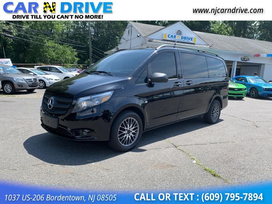 Used Mercedes-benz Metris Passenger Van 2016 | Car N Drive. Bordentown, New Jersey