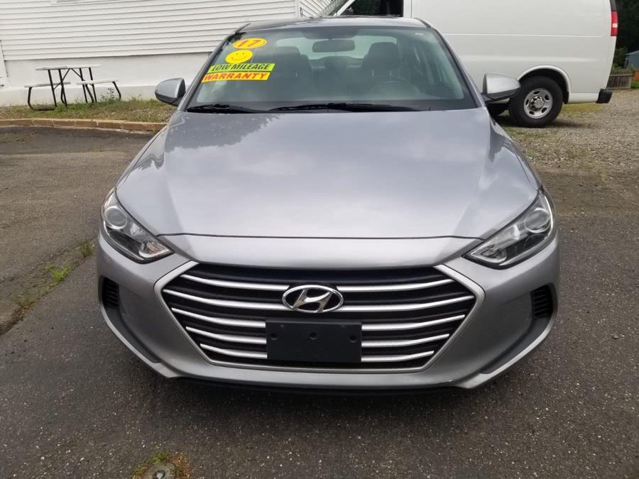 Used Hyundai Elantra SE 2.0L Auto (Alabama) *Ltd Avail* 2017 | Adonai Auto Sales LLC. Milford, Connecticut