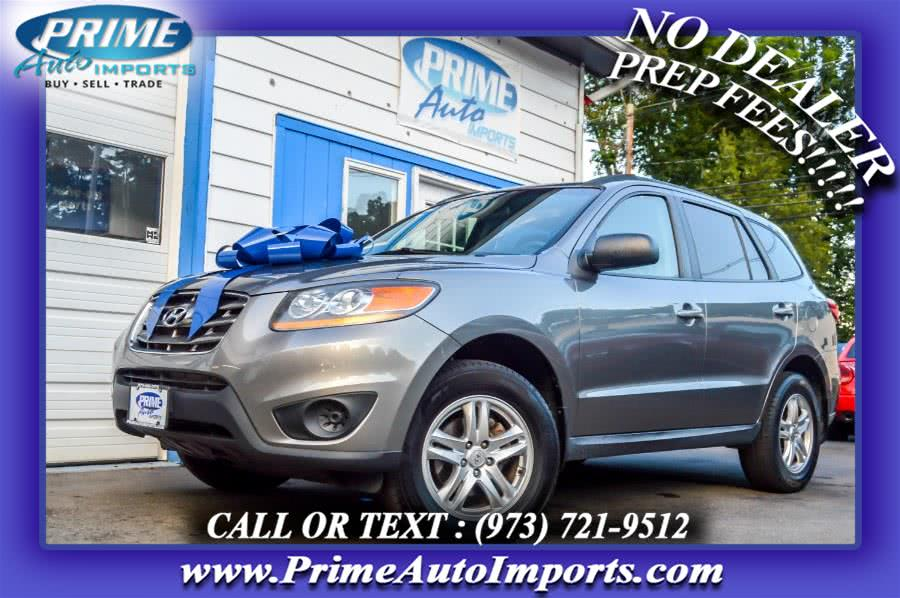 2011 Hyundai Santa Fe AWD 4dr I4 Auto GLS *Ltd Avail*, available for sale in Bloomingdale, NJ