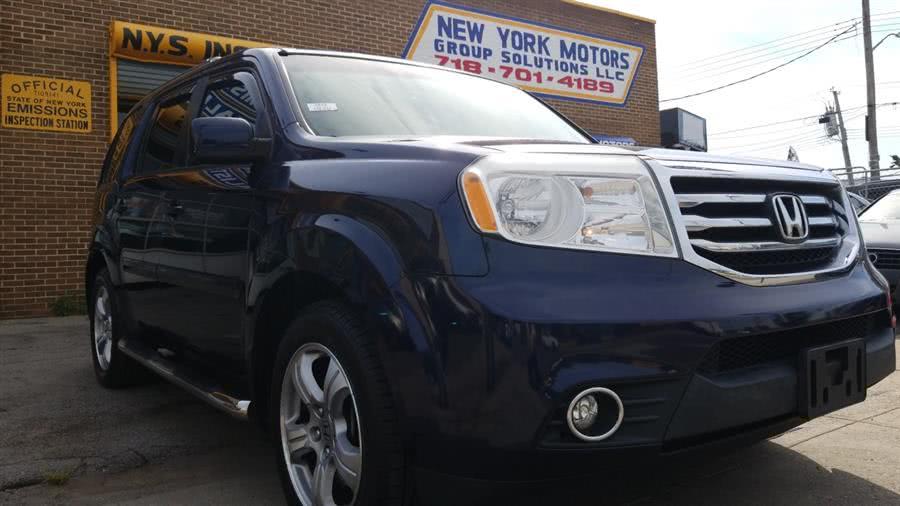 Used 2013 Honda Pilot in Bronx, New York | New York Motors Group Solutions LLC. Bronx, New York