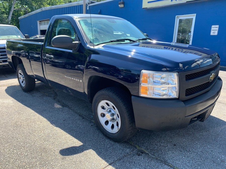 "Used Chevrolet Silverado 1500 4WD Reg Cab 119.0"" Work Truck 2008 