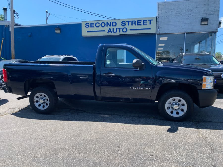 Used 2008 Chevrolet Silverado 1500 in Manchester, New Hampshire | Second Street Auto Sales Inc. Manchester, New Hampshire