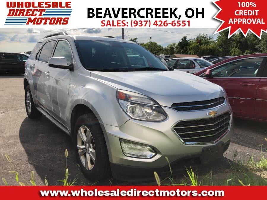Used 2016 Chevrolet Equinox in Beavercreek, Ohio | Wholesale Direct Motors. Beavercreek, Ohio