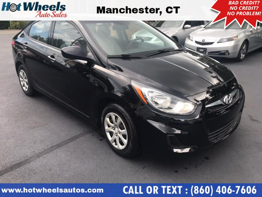 Used 2014 Hyundai Accent in Manchester, Connecticut | Hot Wheels Auto Sales LLC. Manchester, Connecticut