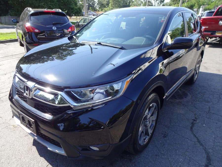 Used Honda CR-V EX AWD 2018 | Mint Auto Sales. Islip, New York