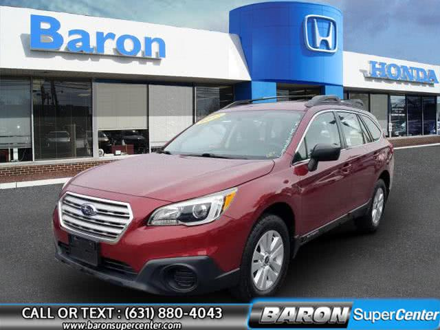 Used 2017 Subaru Outback in Patchogue, New York | Baron Supercenter. Patchogue, New York