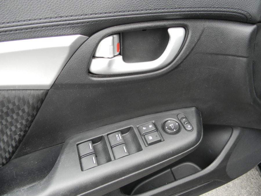 Used Honda Civic Sedan 4dr CVT EX 2014 | DZ Automall. Paterson, New Jersey