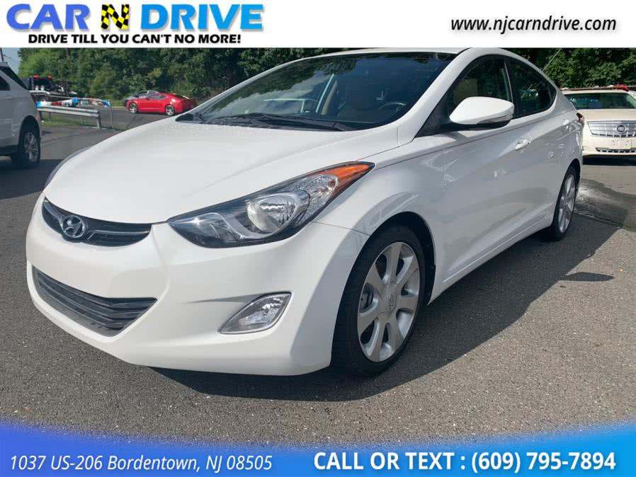 Used Hyundai Elantra Limited 2013 | Car N Drive. Bordentown, New Jersey
