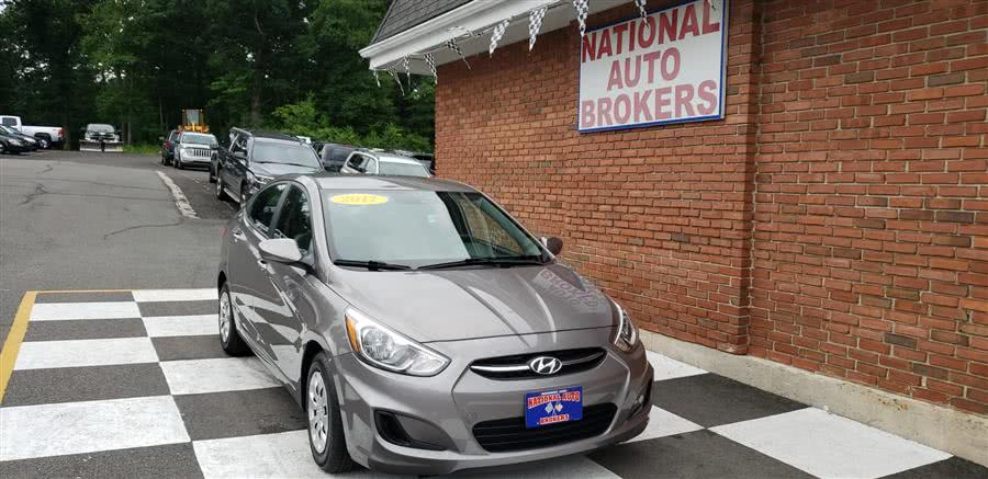 Used 2017 Hyundai Accent in Waterbury, Connecticut | National Auto Brokers, Inc.. Waterbury, Connecticut