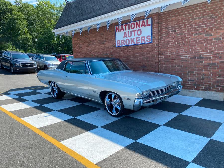 Used 1968 Chevrolet Impala in Waterbury, Connecticut | National Auto Brokers, Inc.. Waterbury, Connecticut