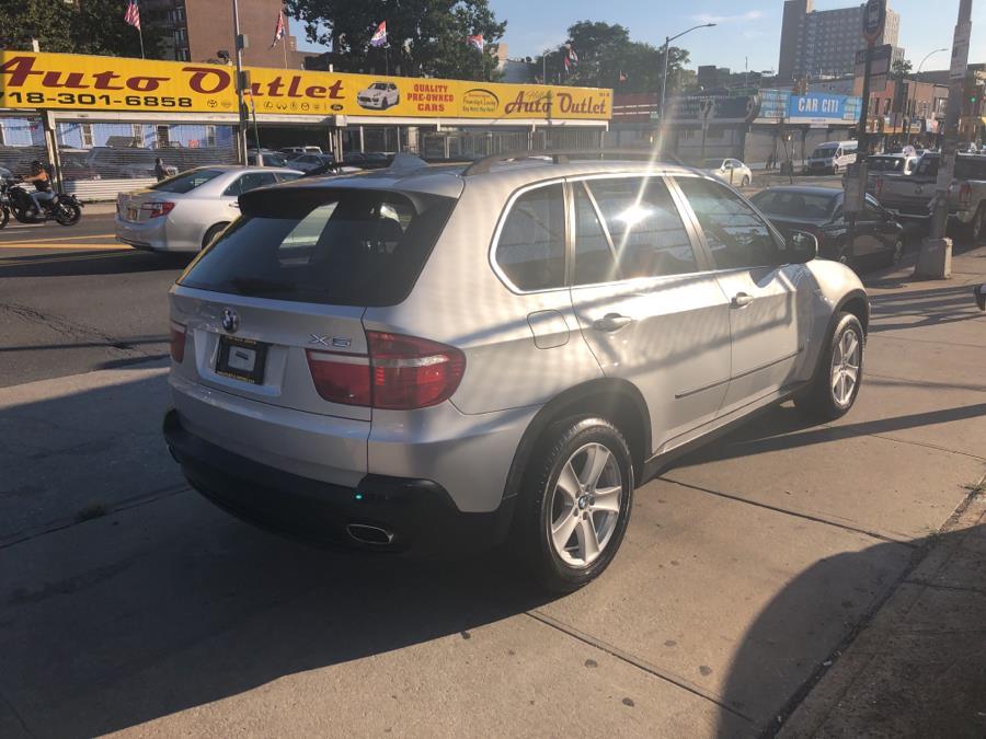 Used BMW X5 AWD 4dr 4.8i 2008 | Sylhet Motors Inc.. Jamaica, New York