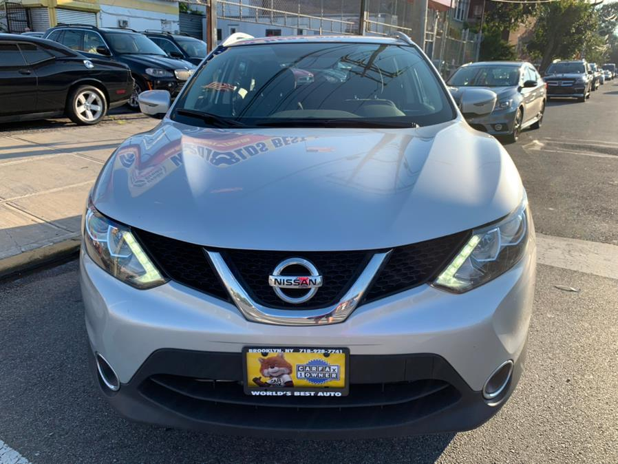 2017 Nissan Rogue Sport AWD SV, available for sale in Brooklyn, NY