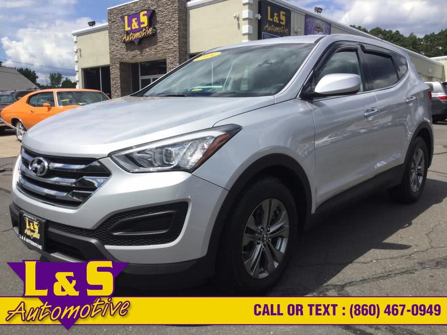 Used 2014 Hyundai Santa Fe Sport in Plantsville, Connecticut | L&S Automotive LLC. Plantsville, Connecticut