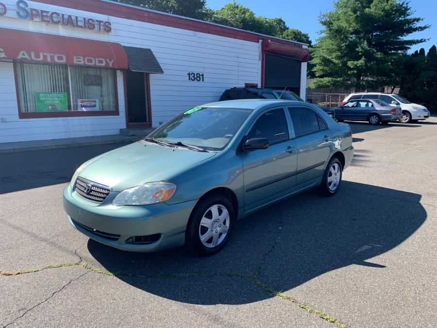 Used 2007 Toyota Corolla in Berlin, Connecticut   American Auto Specialists Inc.. Berlin, Connecticut