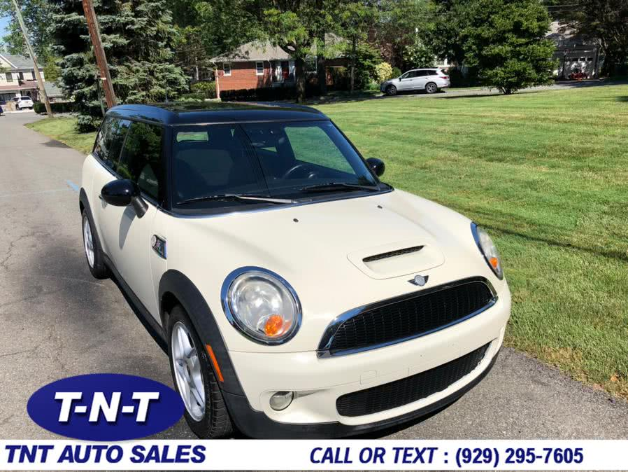 Used 2008 MINI Cooper Clubman in Bronx, New York | TNT Auto Sales USA inc. Bronx, New York