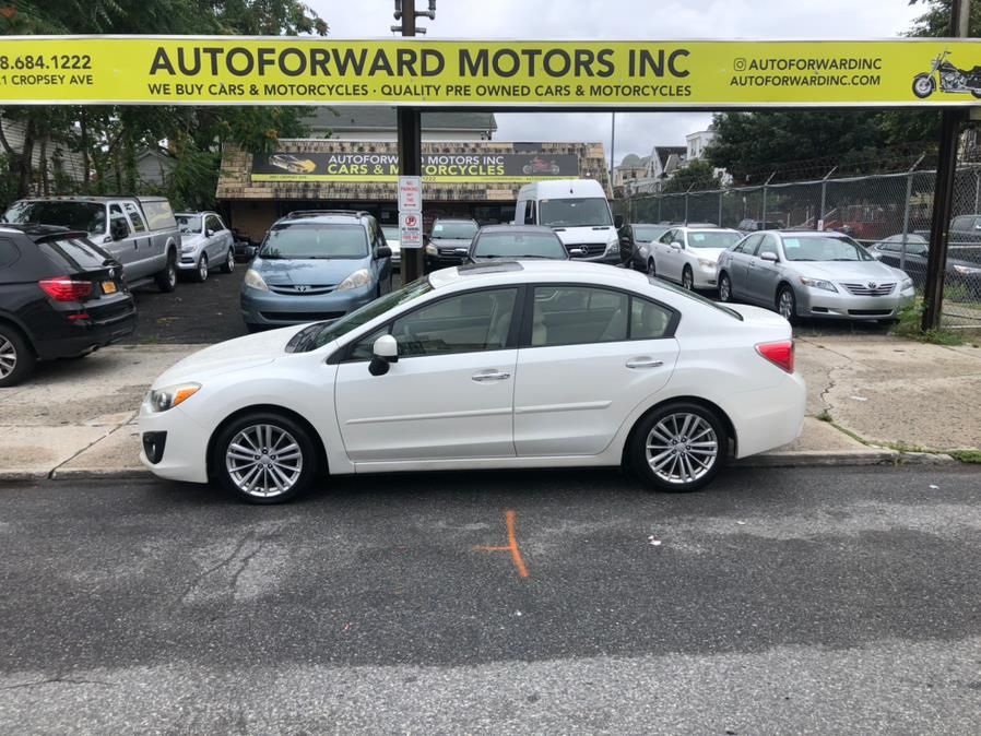 Used Subaru Impreza Sedan 4dr Auto 2.0i Limited 2013 | Autoforward Motors Inc.. Brooklyn, New York