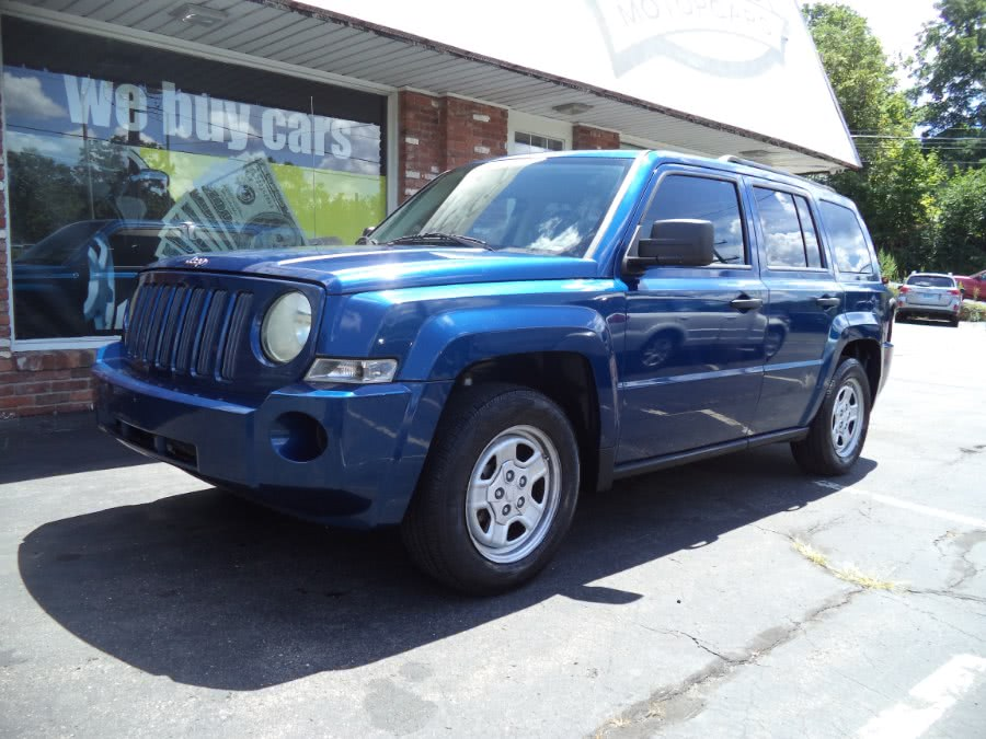 Used Jeep Patriot FWD 4dr Sport 2009 | Riverside Motorcars, LLC. Naugatuck, Connecticut