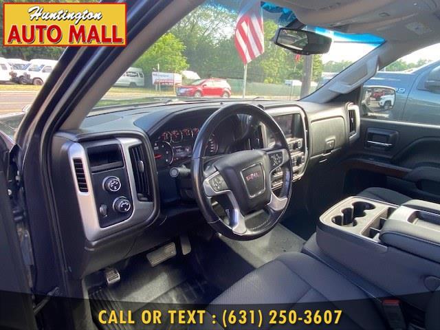 "Used GMC Sierra 1500 4WD Double Cab 143.5"" SLE 2015 | Huntington Auto Mall. Huntington Station, New York"