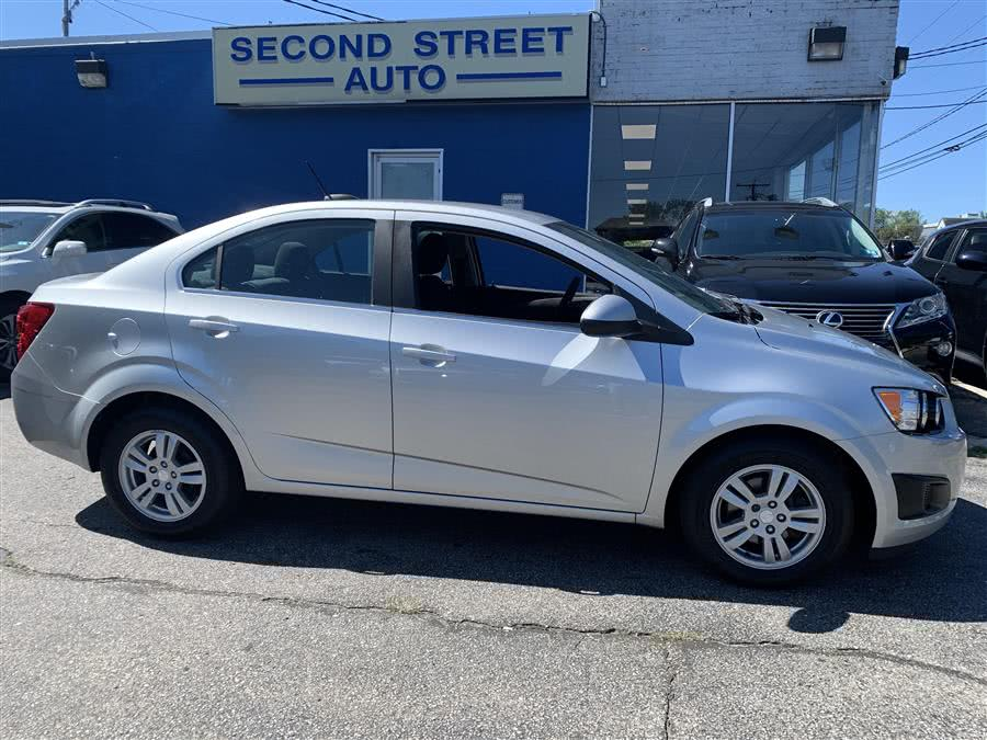 Used 2015 Chevrolet Sonic in Manchester, New Hampshire | Second Street Auto Sales Inc. Manchester, New Hampshire