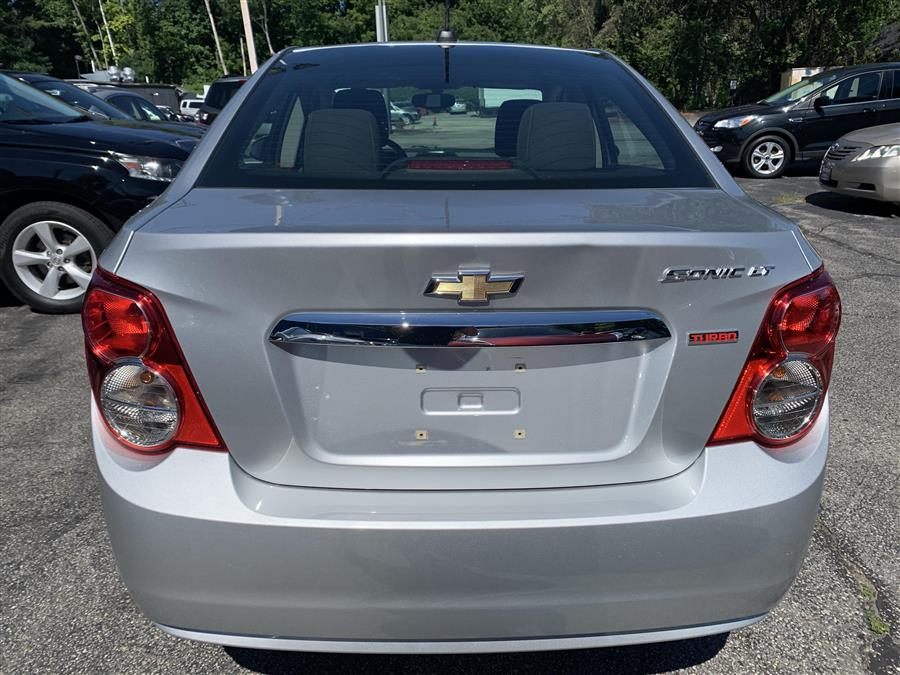 Used Chevrolet Sonic LT 2015 | Second Street Auto Sales Inc. Manchester, New Hampshire