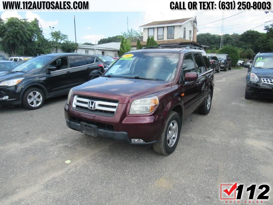 Used Honda Pilot 4WD 4dr EX-L 2007 | 112 Auto Sales. Patchogue, New York