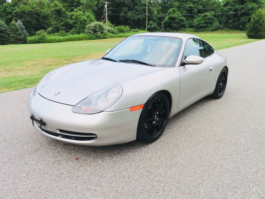 Used 1999 Porsche 911 Carrera in North Salem, New York | Meccanic Shop North Inc. North Salem, New York